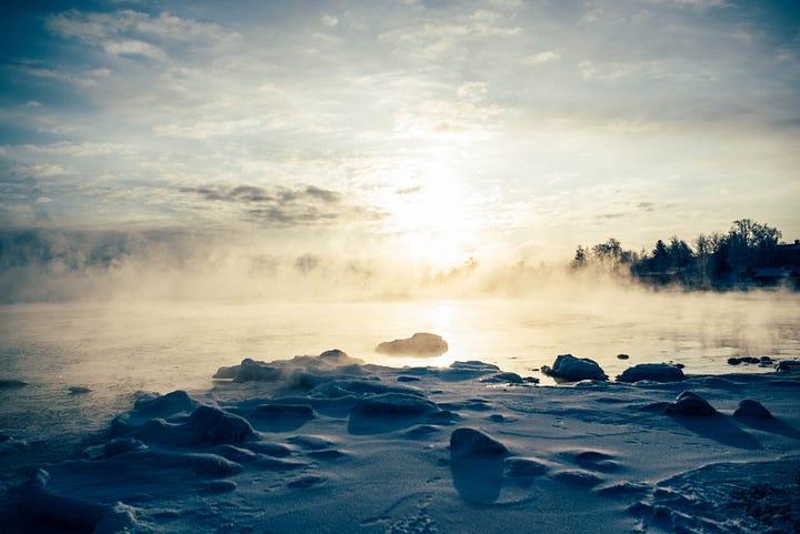 nature, stress, Finland