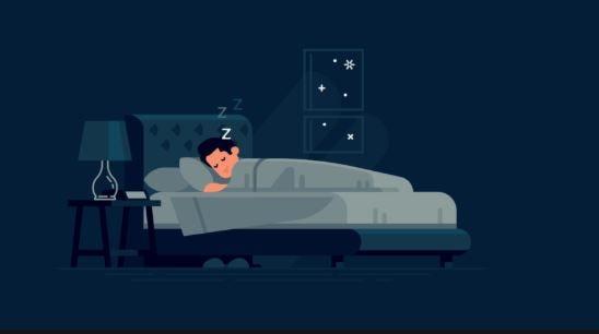 sleep, stress
