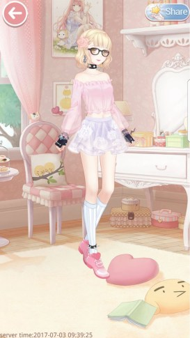 Love Nikki - Dress UP Queen, ELEX Technology Holdings, 2017