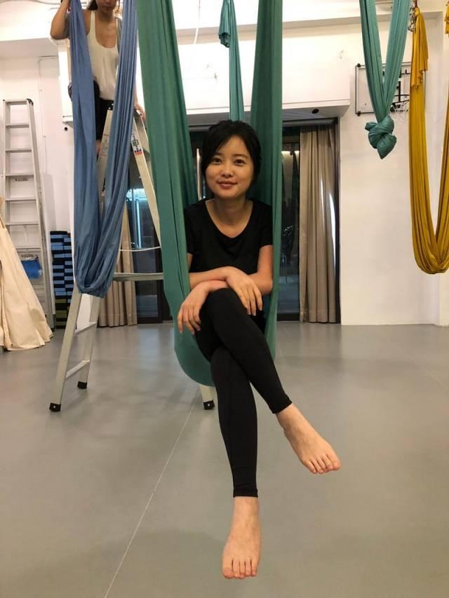 NoMad Om Factory諾瑪瑜珈中正區一館 空中瑜珈體驗 尊榮會員VIP活動