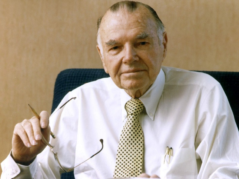 Marvin Bower cultural leader of mckinsey
