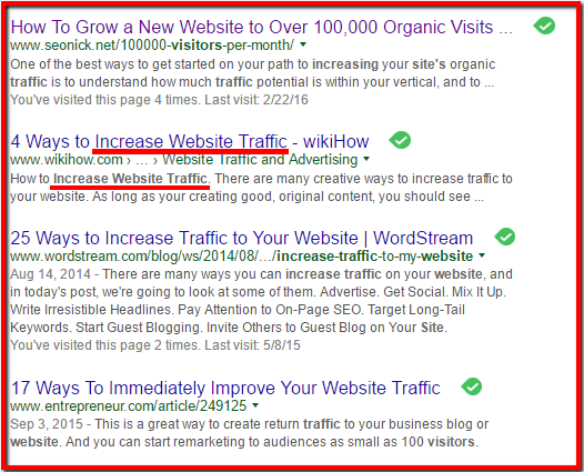 How to Get More SEO Traffic to Your Website