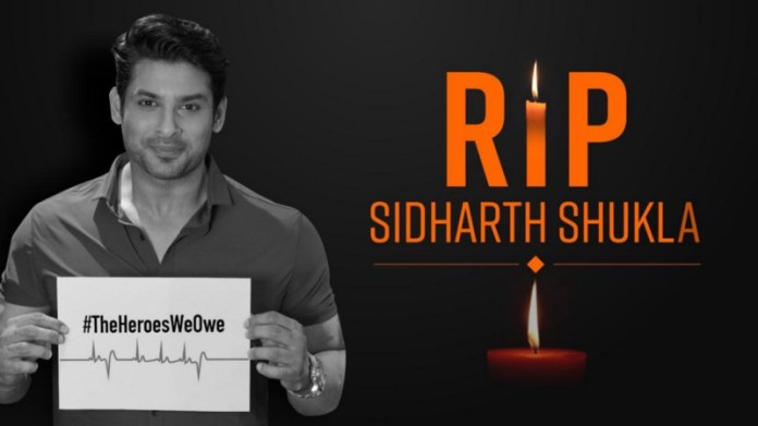 Sidharth Shukla Death News: Are You Safe?Shehnaaz Gill on Sidharth Shukladeathheart attack