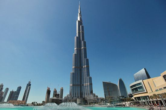 Our Favorite City Dubai -where we supply office furniture to all the companies