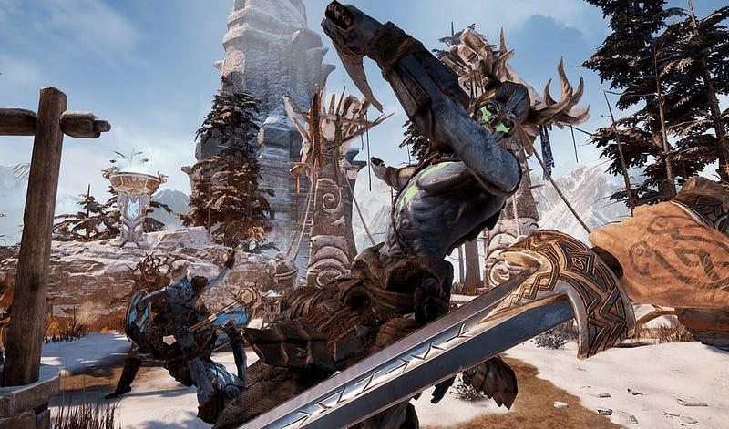 Top Vr Games 2020.The Ghost Howls S Vr Week Peek 2019 10 14 Asgard S Wrath