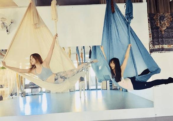 諾瑪瑜珈中正區一館 空中瑜珈體驗 尊榮會員VIP活動