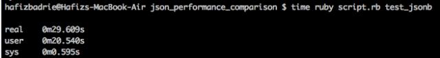 Insert Tipe Data JSONB