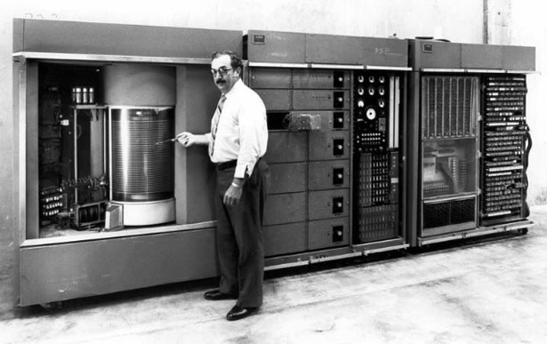 IBM 305 RAMAC – 1956