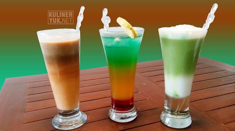 3 minuman segar dan pas sebagai penutup makan Anda di SOFA Cake, Coffee & Resto