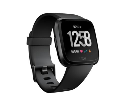 Fitbit Versa Smartwatch with 50-Meter Water-Resistance
