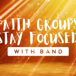 BAND for Faith Groups
