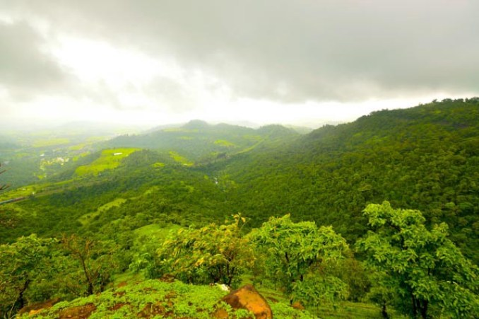 Running Tracks in Mumbai - Yeoor hills, Thane