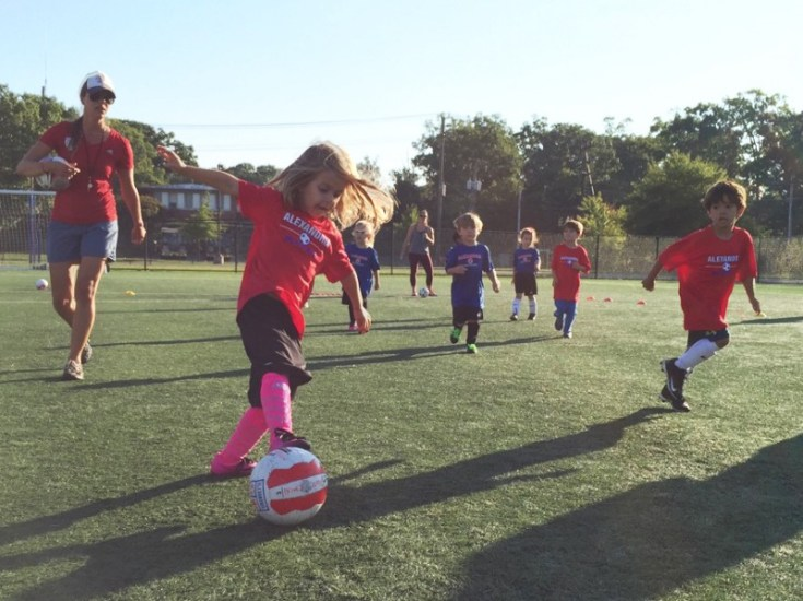Lessons Learned?—?Advice from a first time volunteer soccer coach