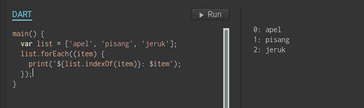 1*XRGfm5LJS20_9ChOuYTstA Belajar Pemrogramman Dart Fundamental: Flutter Starter Pack Part2