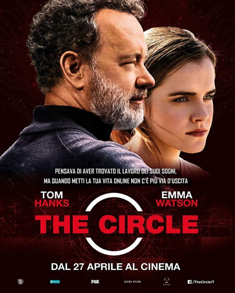 Afiche de la película The circle