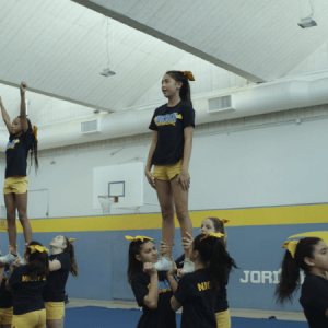 Positive Coaching Helps This Cheer Team Form a Closer Bond