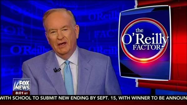 Advertisers virtually abandon O'Reilly in bizarre ...