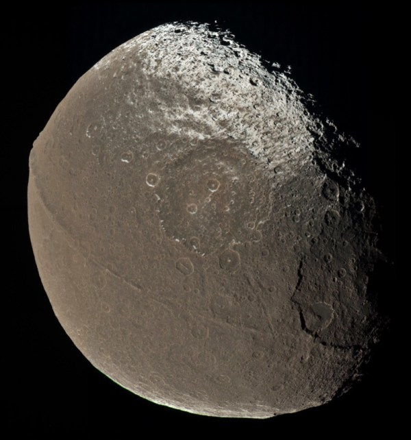 The strangest moon in the Solar System – Starts With A ...