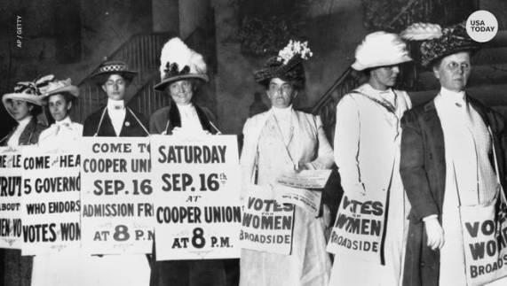 Pergerakan Feminisme di Amerika Serikat