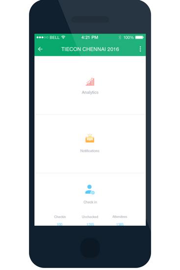 event organizer app