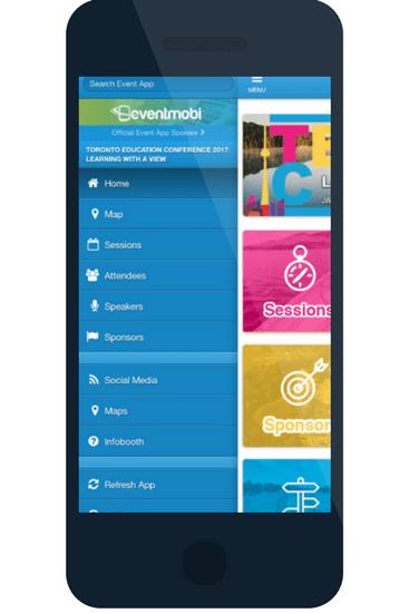 MPI event app example