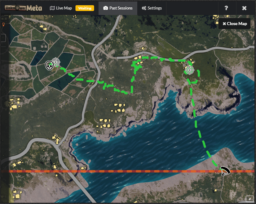 Show a live map on your PUBG stream      PorcupineTV     Medium