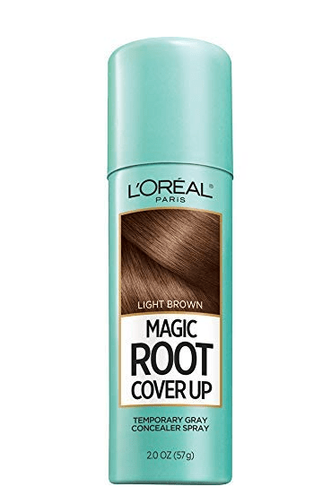 L'oreal gray hair, loreal spray, Magic Root Spray