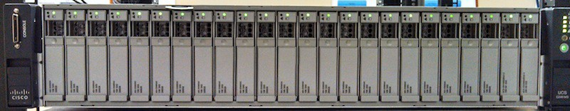 Cisco Nexenta ZFS Storage System on Cisco C240