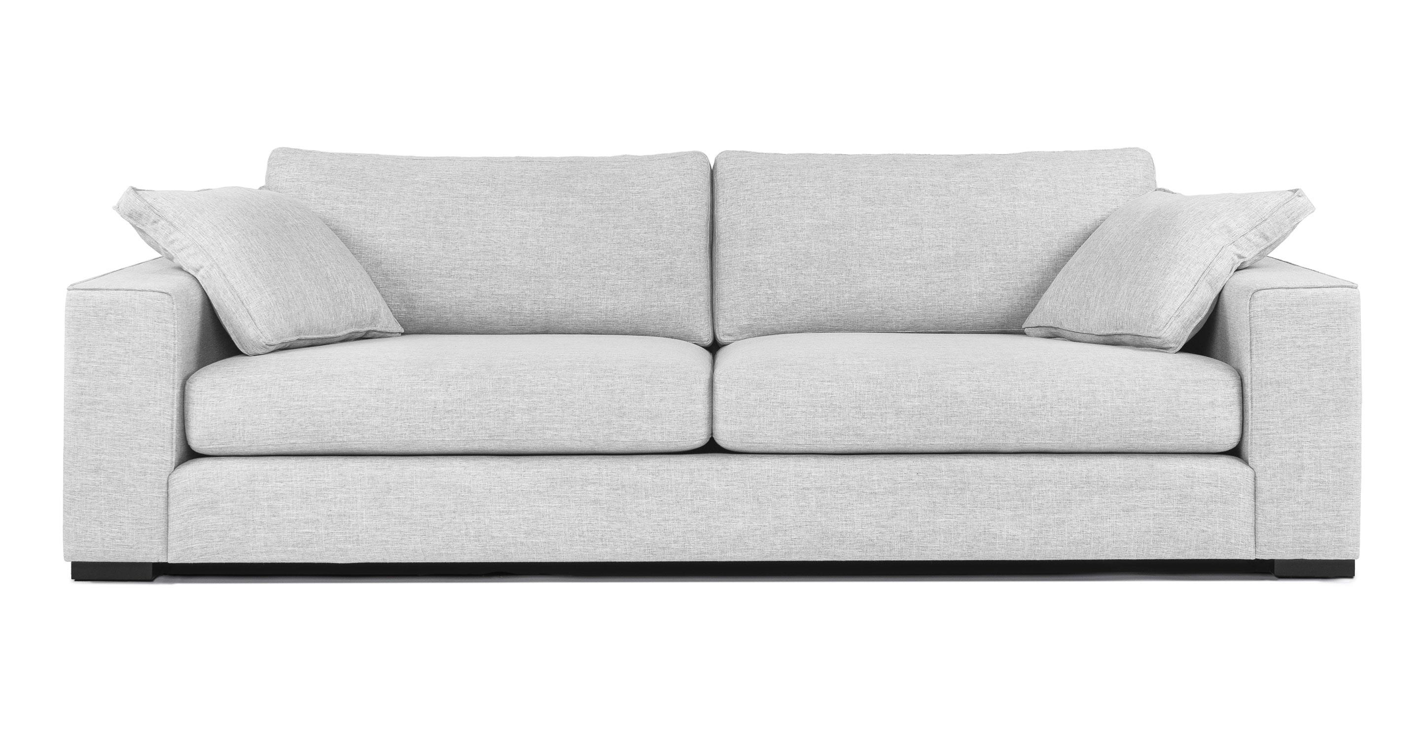 sitka mist gray sofa