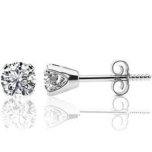 1.10ct Diamond Studs $398 Shipped