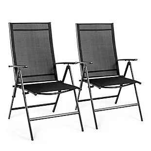 2ct reclining patio chairs 88 shipped