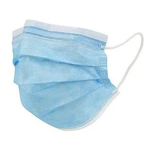 50pk Disposable Face Masks $2