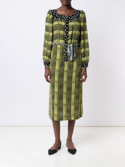 Duro Olowu printed tunic dress