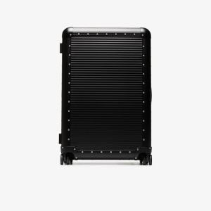 Fpm Milano Black Bank Spinner 76 Suitcase