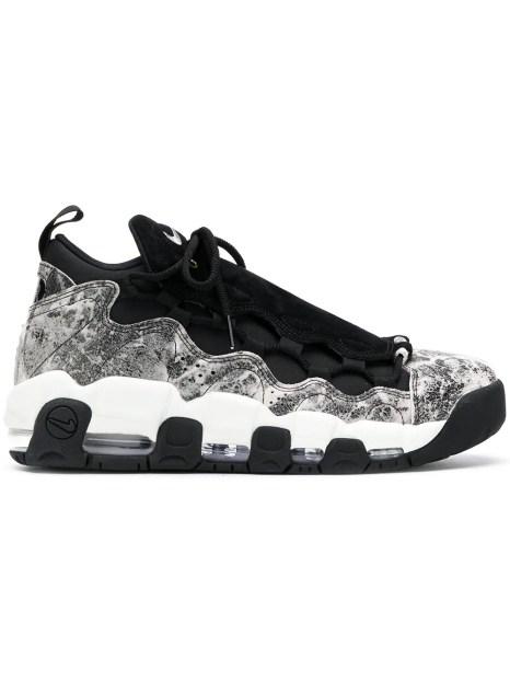 Nike futuristic style sneakers