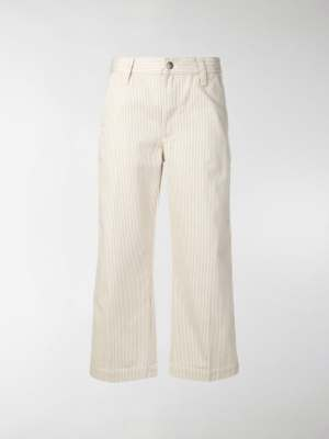 Marc Jacobs THE MARC JACOBS CROPPED PANT
