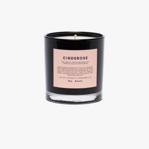 Boy Smells Womens Black Cinderose Candle