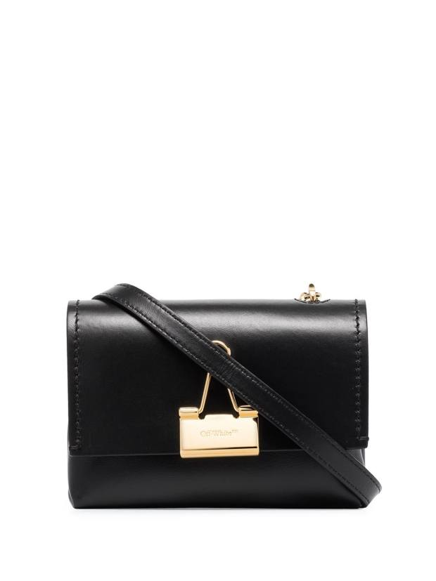 Image 1 of Off-White small Binder Clip crossbody bag