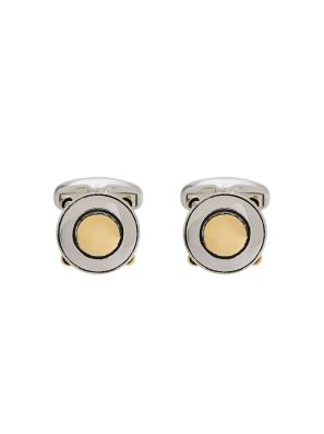 Image 1 of Paul Smith clock cufflinks