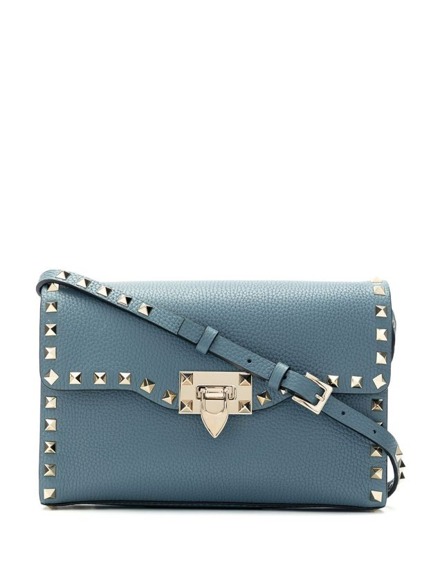 Image 1 of Valentino Garavani Rockstud crossbody bag