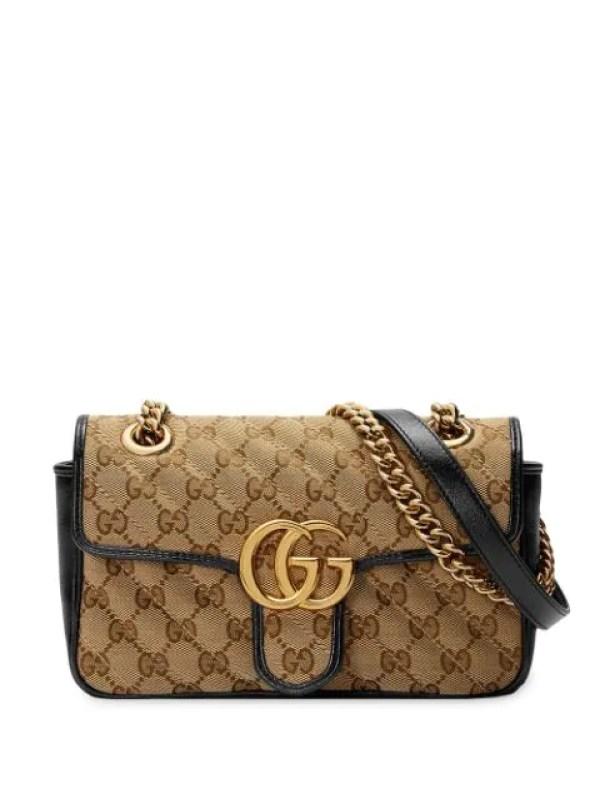 Image 1 of Gucci GG Marmont matelassé mini bag