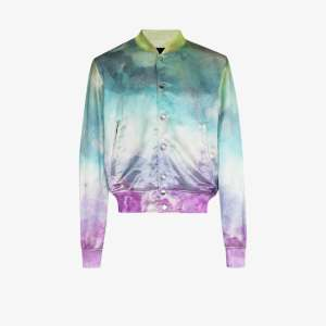 Amiri Mens 108 - Multicoloured: mul-multi-color Amri Watercolour Bmbr Jkt Multi