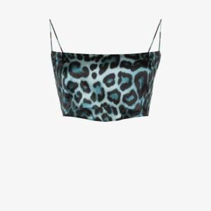 Gauge81 Womens 145 Blue Leopard Gauge81 Womens 145 Blue Leopard Chiba Cami Shrt W Thn Strps Lrpr