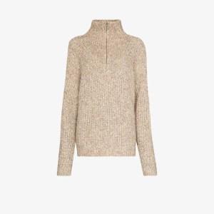 Isabel Marant étoile Womens Neutrals Myclan Sweater