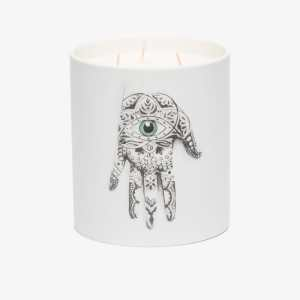 L'objet Womens White No28 Mamounia Triple-wick Candle 1kg