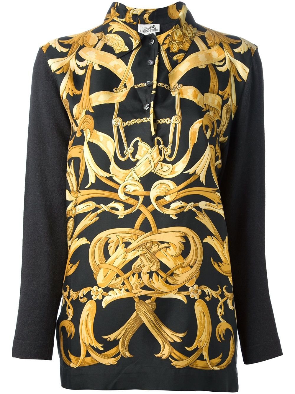 #hermès-vintage-shirt-camicia