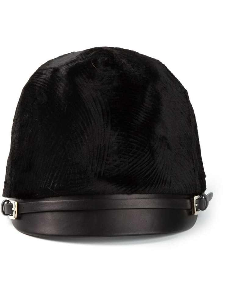 DSQUARED2 equestrian style hat