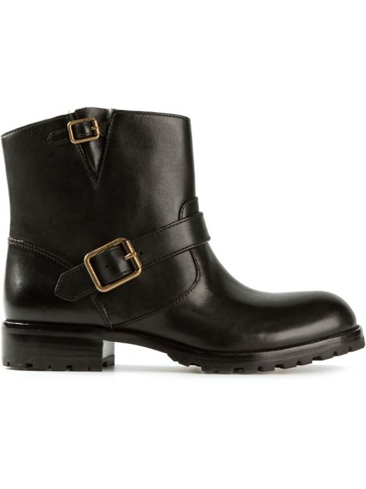 MARC BY MARC JACOBS biker boot