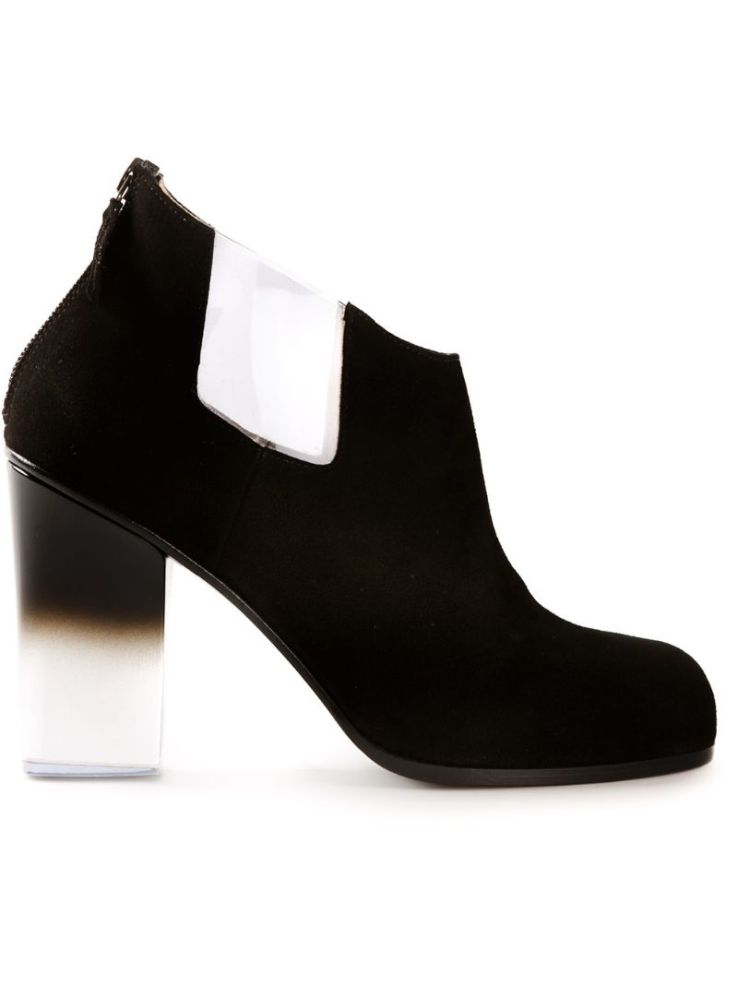 RITCH ERANI NYFC ombre heel ankle boots