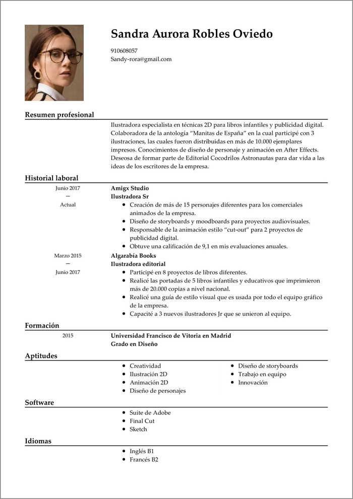 Ao finalizar, é só baixar o currículo em pdf. 30 Plantillas De Curriculum Vitae En Pdf Para Descargar